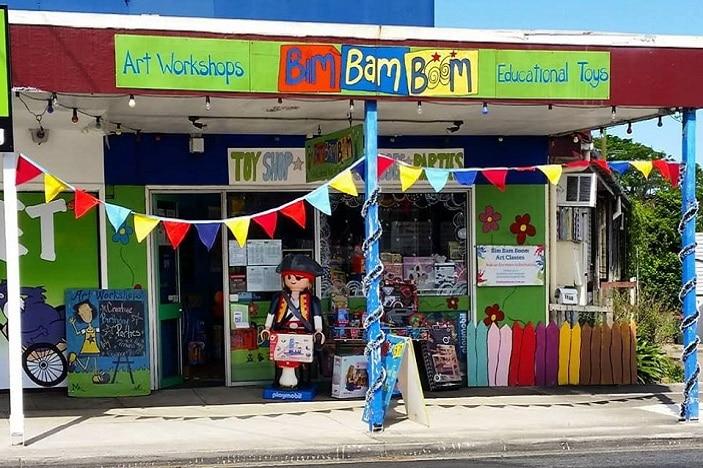 graceville toy shop bim bam boom