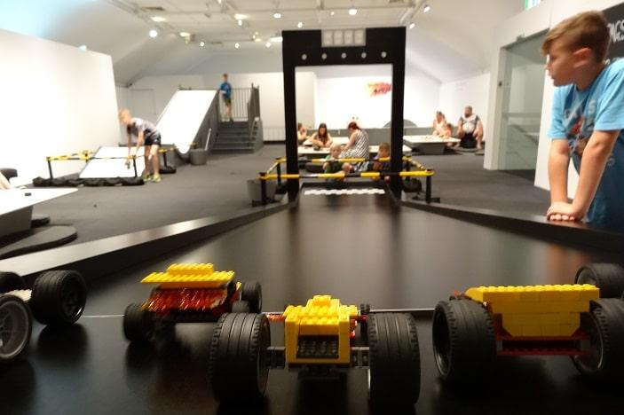 Built For Speed: Ipswich Art Gallery