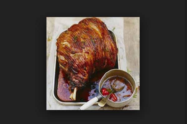 Jamie Oliver Crackin' Christmas Glaze