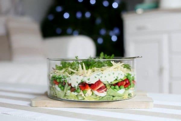 Aussie Christmas salad