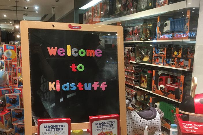 kidstuff toy shops brisbane