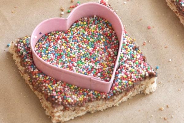 fairy bread recipes  u2022 brisbane kids