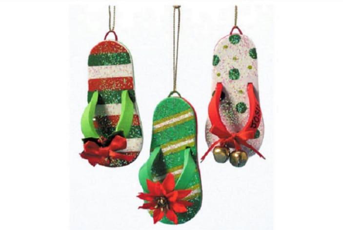 australian themed christmas decoration