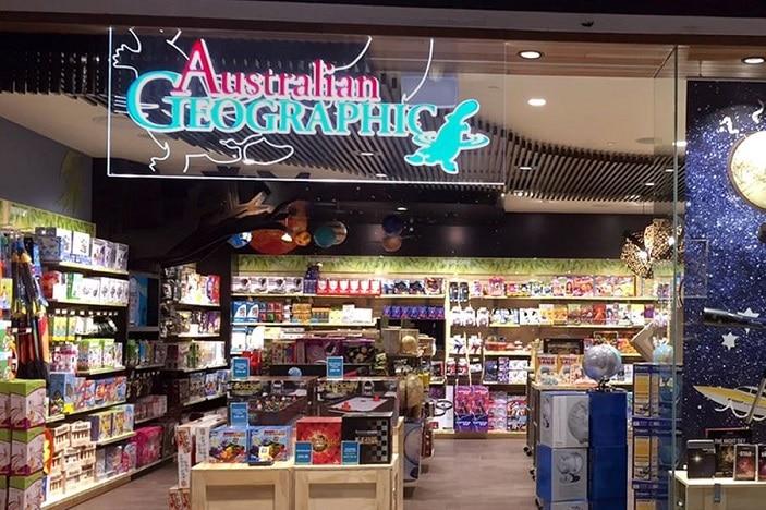 australian geographic stores brisbane
