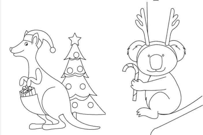 Fun Ideas For An Australian Themed Christmas Brisbane Kids