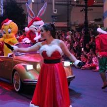 Movie World Christmas Parade