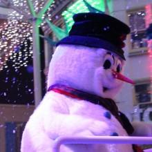 Movie World White Christmas