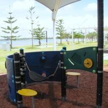 Nautical themed playground, Crockatt Park