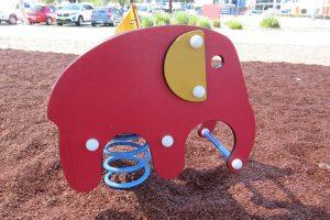 springy elephant toy, crockatt pak