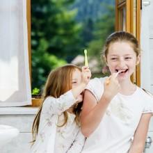 teeth cleaning app for kids