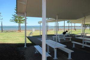 bbeachside picnic spot