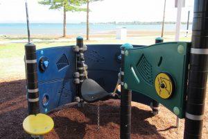 play equipment in crockatt park