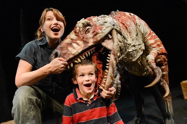 erths dinosaur zoo
