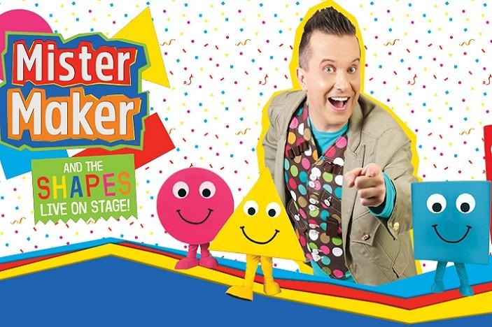 mister maker live shows