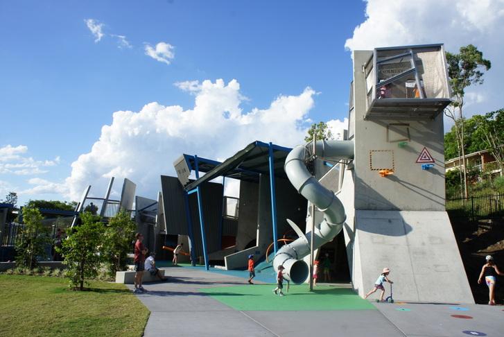 Frew Park Playground