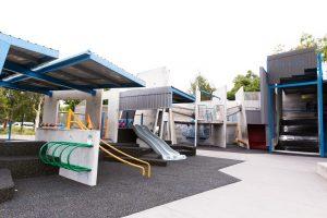 frew park milton playground.