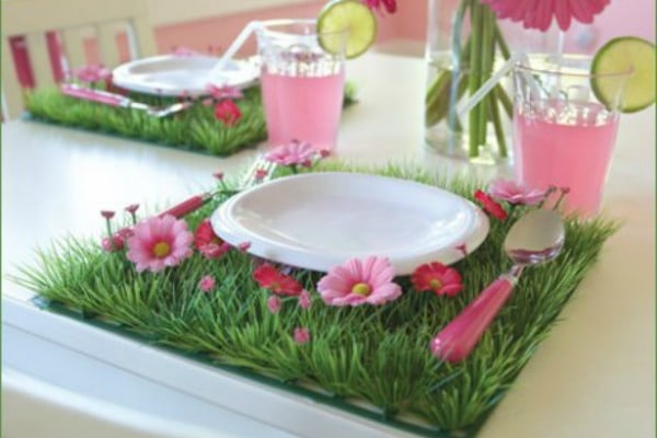 14 ideas to create a magical tinkerbell fairy party - Decorar un jardin con poco dinero ...