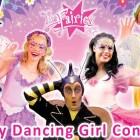 the fairies dancing girls