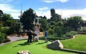 putt putt Brisbane, mini golf Brisbane, family mini golf, outdoor putt putt