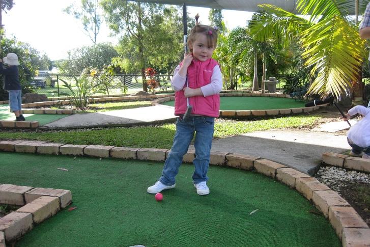 Mini Golf Brisbane Putt Putt Golf Brisbane