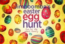 Jimbooma estaer egg hunt