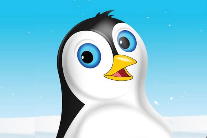 positive penguin app for kids