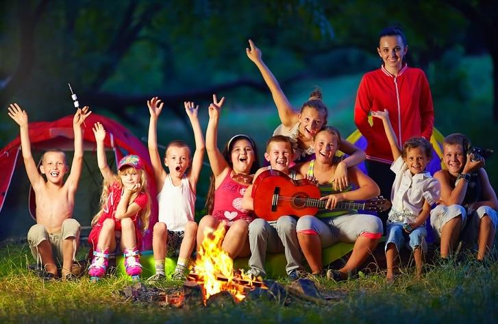family friendly camping brisbane
