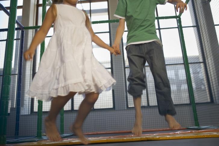 trampoline parks in Brisbane