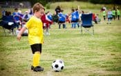 soccer classes for kids in brisbane