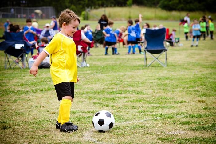 soccer classes for kids in brisbane