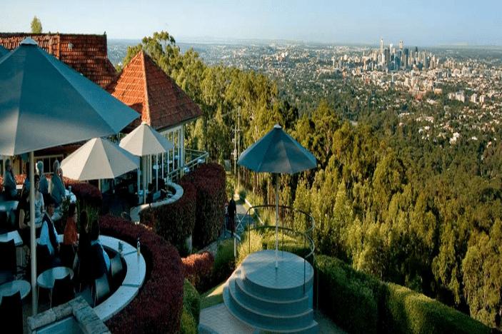 Mt Coot Tha Botanical Gardens Restaurant