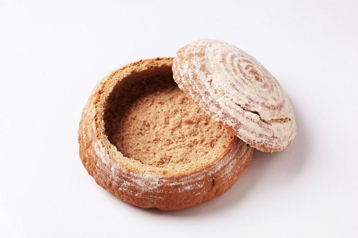 cob loaf bread bowl
