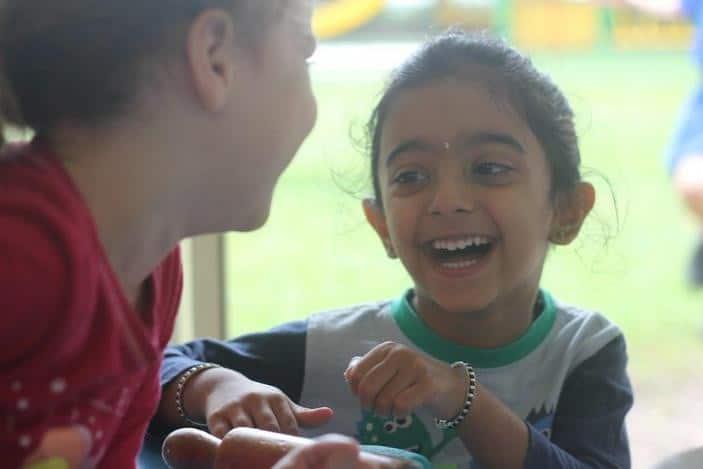 Marchant Park Kindy happy kids