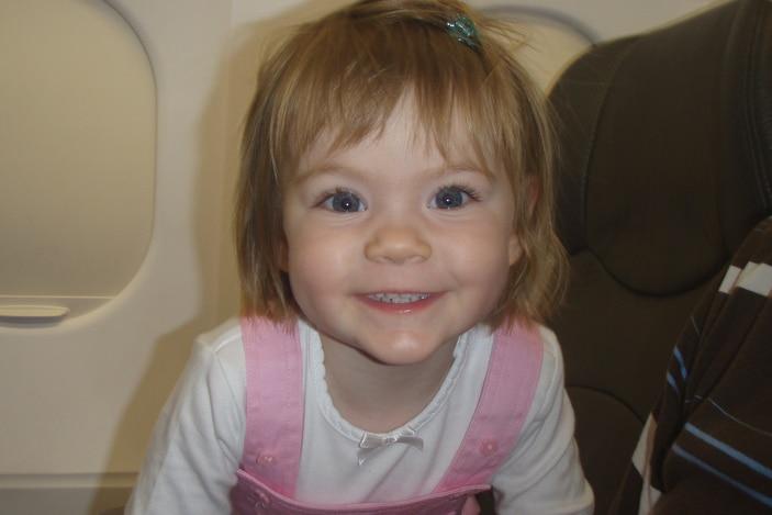 Travelling tips for children on planes