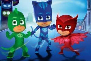 Catboy, Owlette and Gekko PJ Masks