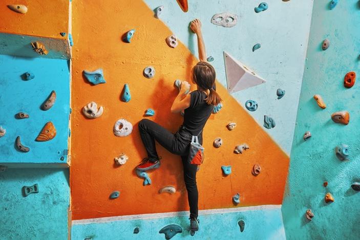 Rock Climbing In Brisbane • Brisbane Kids