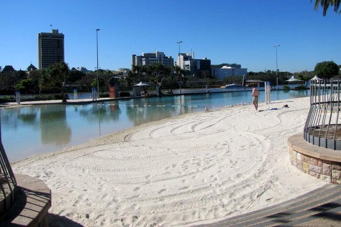 The best beaches in brisbane brisbane kids for Pool show brisbane