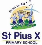 St Pius X logo