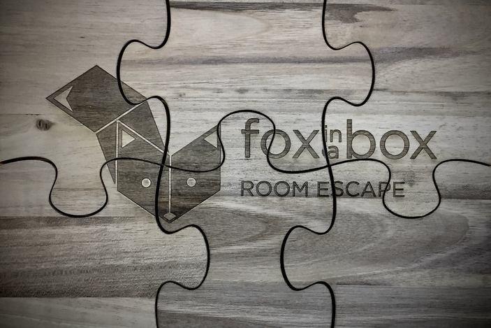 Fox in a Box, escape rooms