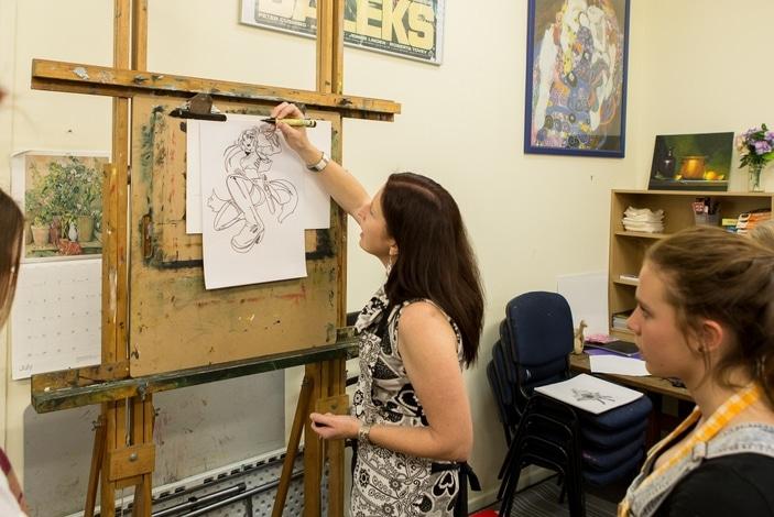 art lessons for kids brisbane