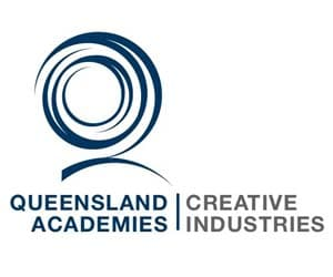 queensland academy creative industries logo