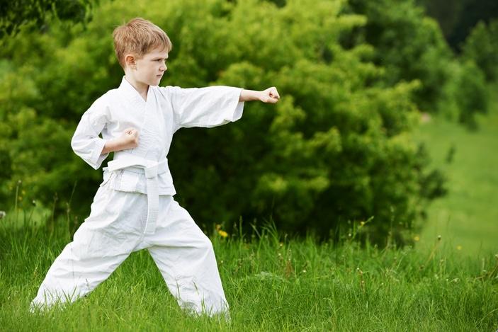 Aikido for kids in Brisbane