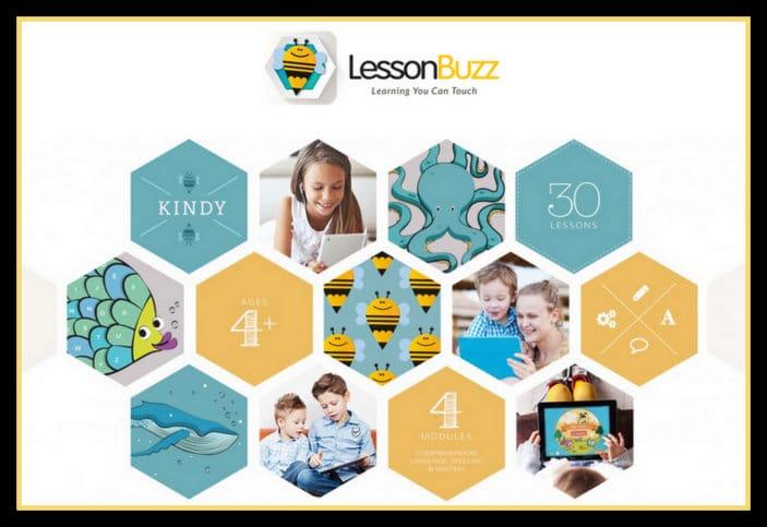 LessonBuzz Literacy Program