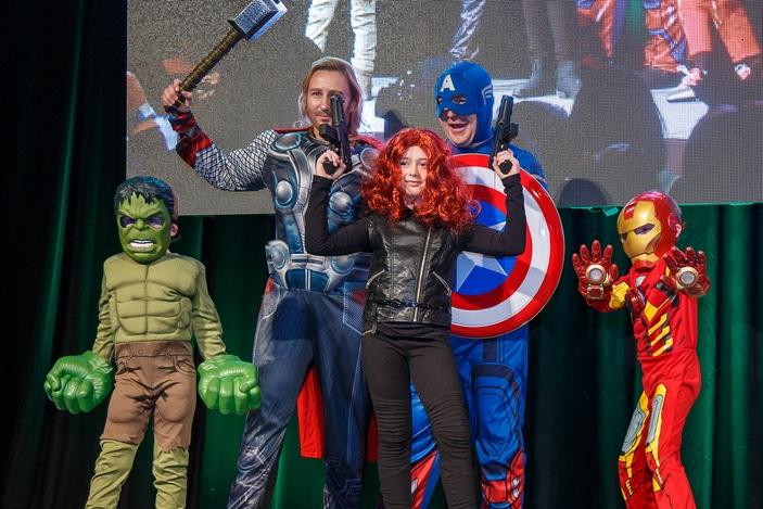 Comic con dates in Brisbane