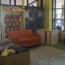 Mitchelton Library kids section
