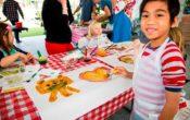 Parks Alive Kids workshops Roma Street Parkland