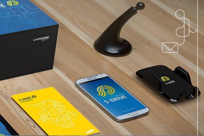 Samsung S-Drive