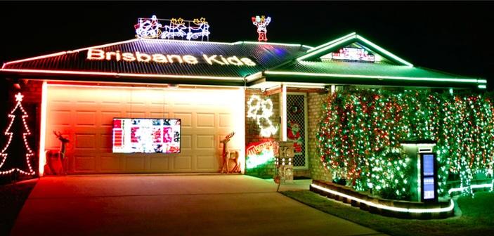 Brad's Xmas Lights - Bald Hills
