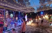 redbank plains christmas lights brisbane tindle street