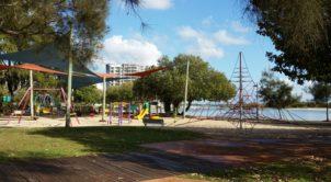 Maroochydore Rotary Park Playground 1